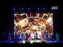 Ярославские танцовщики в концерте памяти Уитни Хьюстон
