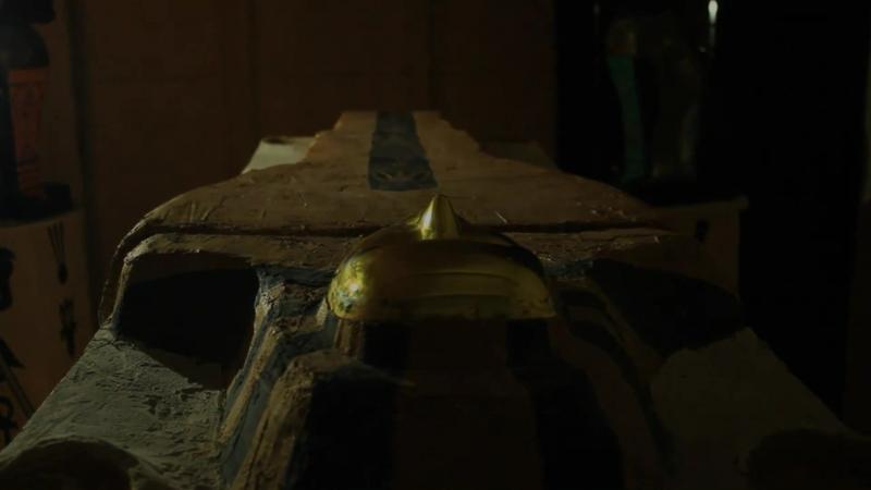 Квест-кімната Мумія