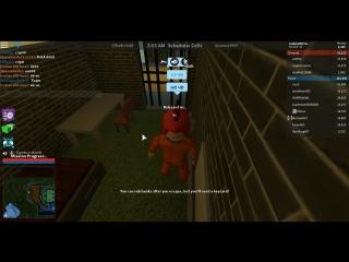 ROBLOX Jailbreak побежали из тюрьмы! не плохо даже