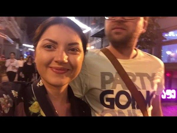 Мнышкин влог❤️🇬🇪🎥 Выпуск 3 Гамарджоба Грузия отпуск в Тбилиси