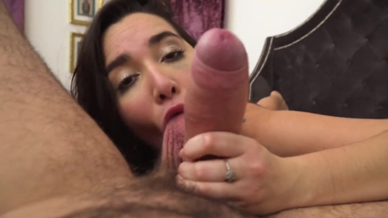 Karlee Grey Manuel Ferrara HD 1080 Big Tits Natural Tits Brunette POV Deep Throat All Sex Porn