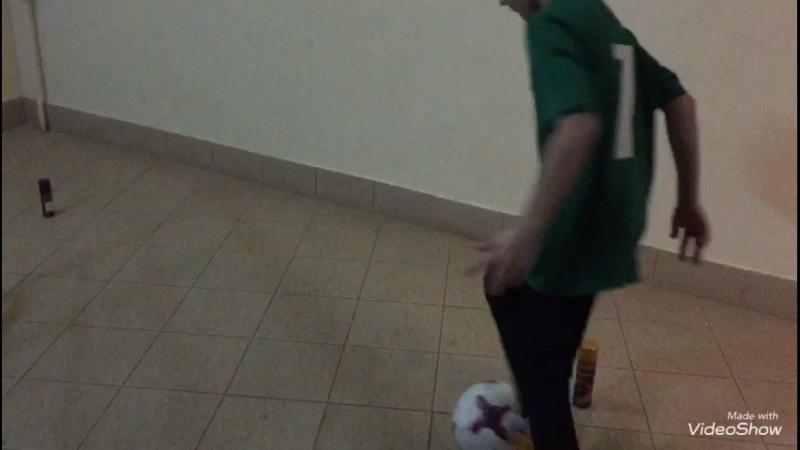 Ведение мяча - Адмирала Лазарева - Алимов Андрей
