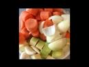 Видео рецепт веганских хлебцев