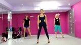 Видео уроки танцев  Go Go. Часть 2.