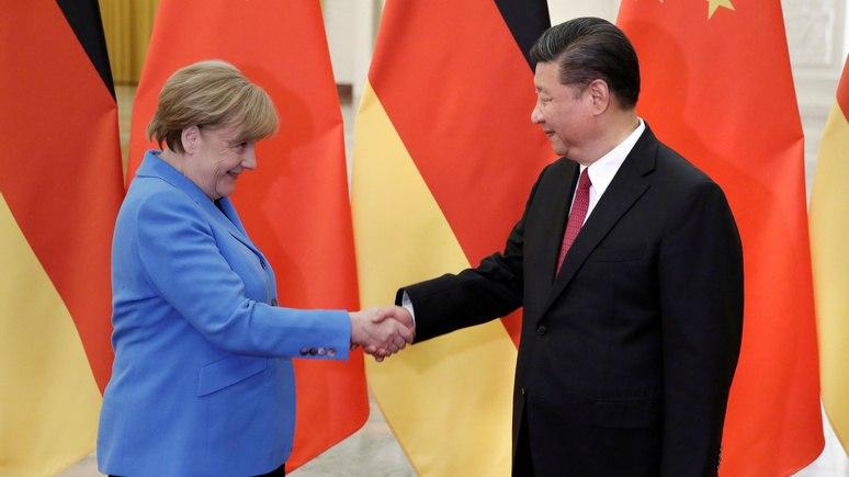 Cоюз с Китаем для Европы не панацея от американского произвола