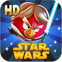 Angry Birds Star Wars HD [Мод: Неограниченные Бонусы]