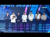 170922 EXO New Hallyu Popularity @ Soba Best K-Music Awards
