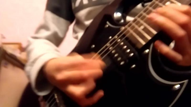 JeffGamer - Heavenly wanderer (original song)_Небесный скиталец(моя композиция) ( 1080 X 1920 )