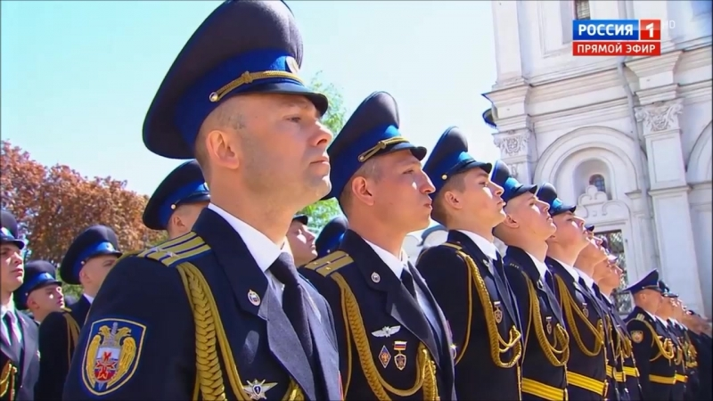 4th inauguration of V Putin 7 5 2018 Part IV Review of the troops of the Kremlin Regiment