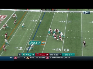 Dolphins vs. Falcons _ NFL Week 6 Game Highlights
