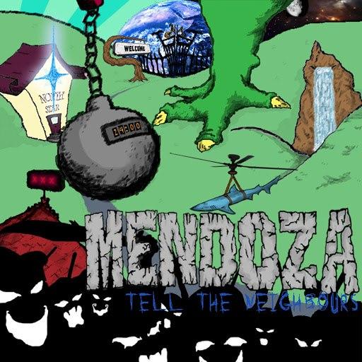 Mendoza альбом Tell The Neighbours