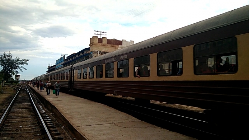 Ferrocarriles de Cuba | Кубинские жд