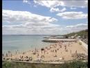 Фонтанка новый пляж