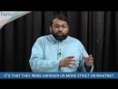 Why Do We Muslims Believe Islam Is The Final Religion Shaykh Dr Yasir Qadhi via