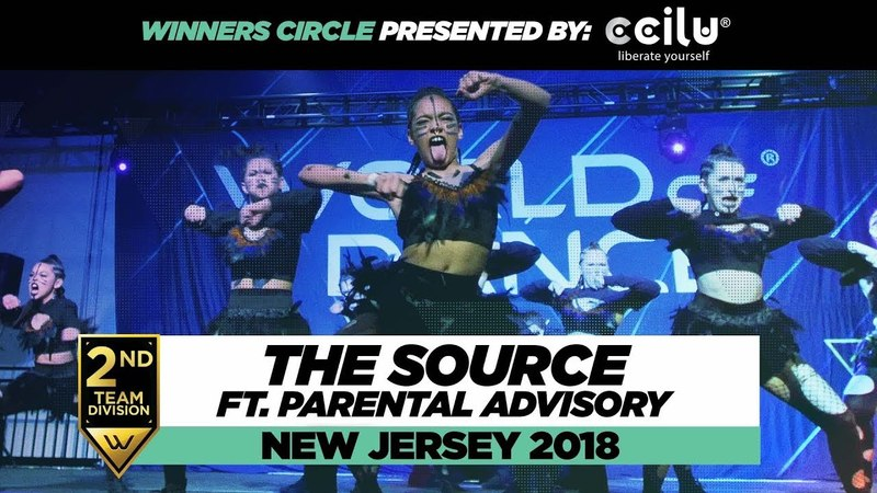 The Source ft. Parental Advisory | 2nd Place Team | Winners Circle | WOD New Jersey 2018 | WODNJ18