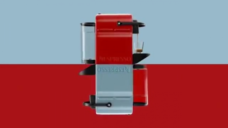 Новая кофе-машина Inissia от Nespresso.mp4