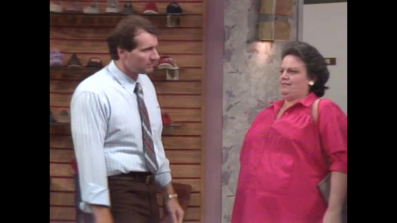 Married... with Children - 1x12 - Where-s the Boss - Eng Subs