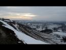 Зимний вид с горы Кремянец г Изюм