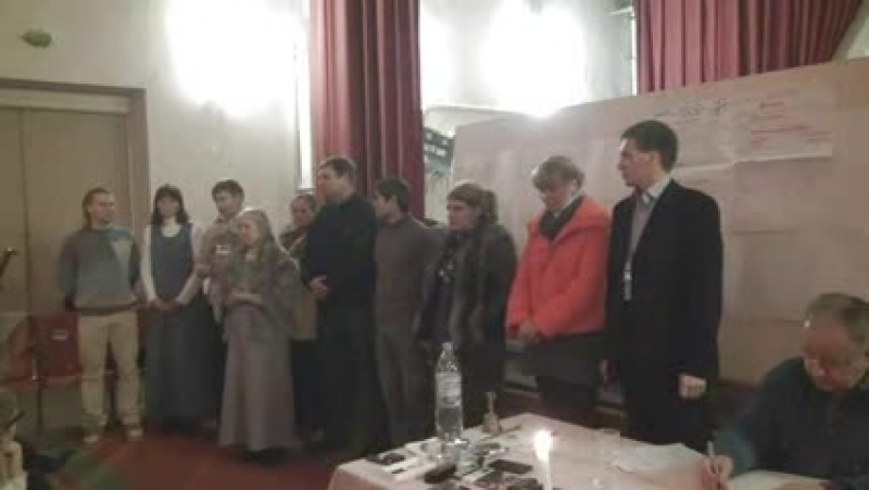 В.М. Минин семинар 11-12.02.2012 в Ярославле (5 из 7)