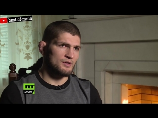 ХАБИБ НУРМАГОМЕДОВ О БОЕ С ФЕРГЮСОНОМ НА UFC 223 И КОНОРЕ МАКГРЕГОРЕ [MDK DAGESTAN]