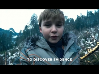Lost in space - the first evidence teader