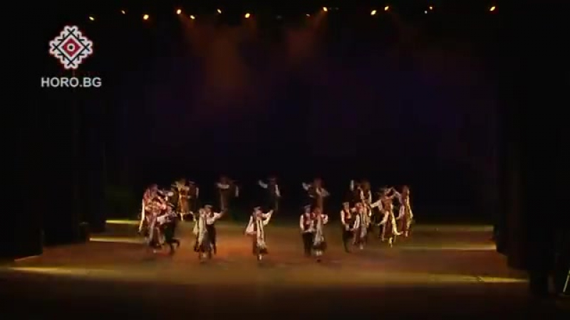 BG FOLK DANCE MASTERS — THRACE REGION PART 3