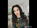 Подготовили с @ajar_makeup обворажительную @zarina_altynbayeva ко встрече с её гостями в Астане.