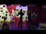 Танец Ильясовой КАмиллы на конкурсе