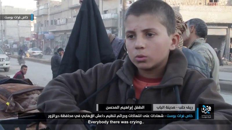 داعش قتل أخي وهذه حكاية تغريبتي الديرية