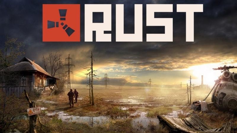Rust клан канибал, то что мертво, умереть не может, официалка