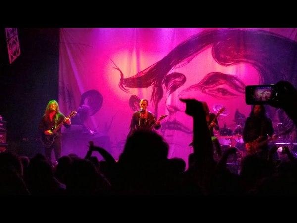Satyricon - The Pentagram Burns live in Denver