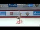 Гран-При 2018, Москва Квалификация Дина Аверина / Лента