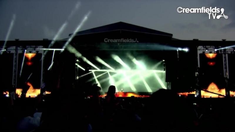 Dimitri Vangelis Wyman vs. Steve Angello - Payback- Steve Angello Live @ Creamfields 2013