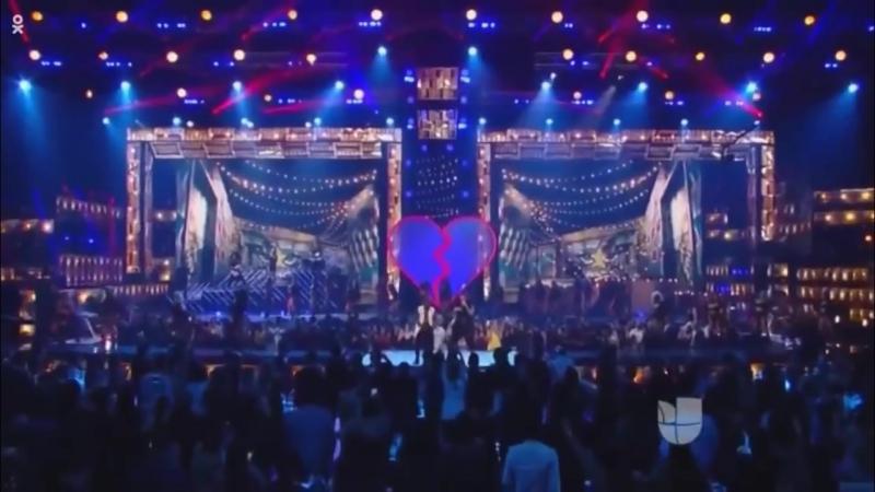 Maluma - Corazón (feat. Nego do Borel) [Live at Premio Lo Nuestro 2018]