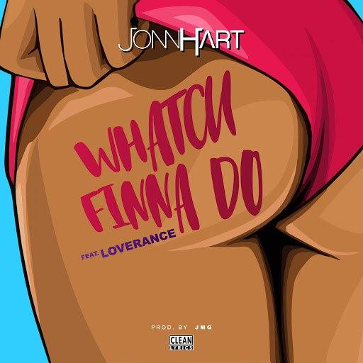 Jonn Hart альбом Whatchu Finna Do (feat. LoveRance)