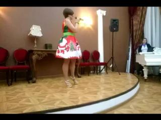 поёт Юлия Тихомирова, часть 2