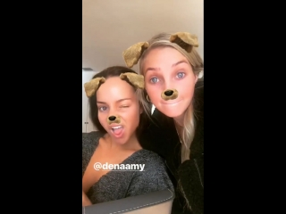 Dena Kaplan and Alicia Banit | Fan meeting in Los Angeles