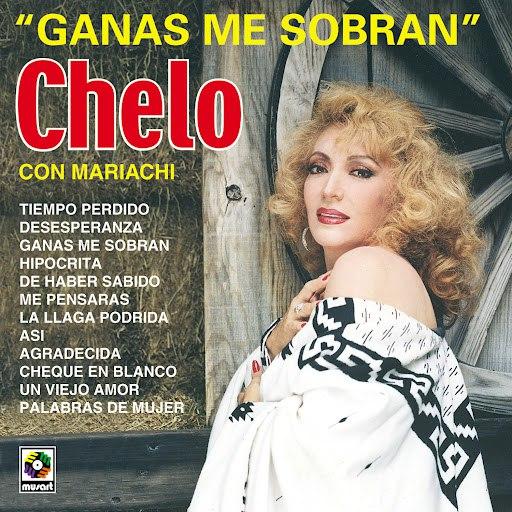 Chelo альбом Ganas Me Sobran
