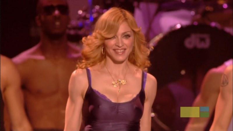 Madonna - Hung Up (Live at MTV EMA 2005)