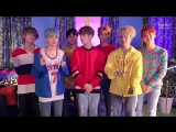 170918 BTS Greeting Message for Melon