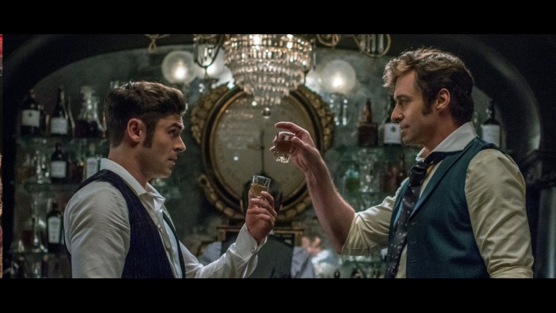 The Other Side (From The Greatest Showman) - Zac Efron, Hugh Jackman