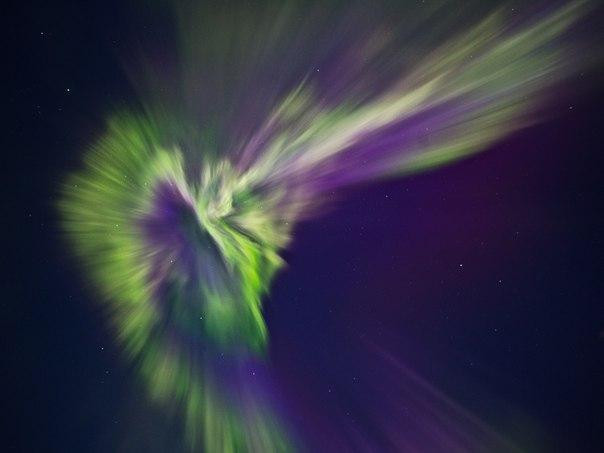 В ближайшие дни туляки могут увидеть полярное сияние
