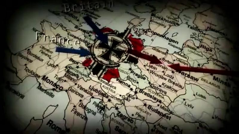 Из-за чего и как началась Вторая Мировая Война?