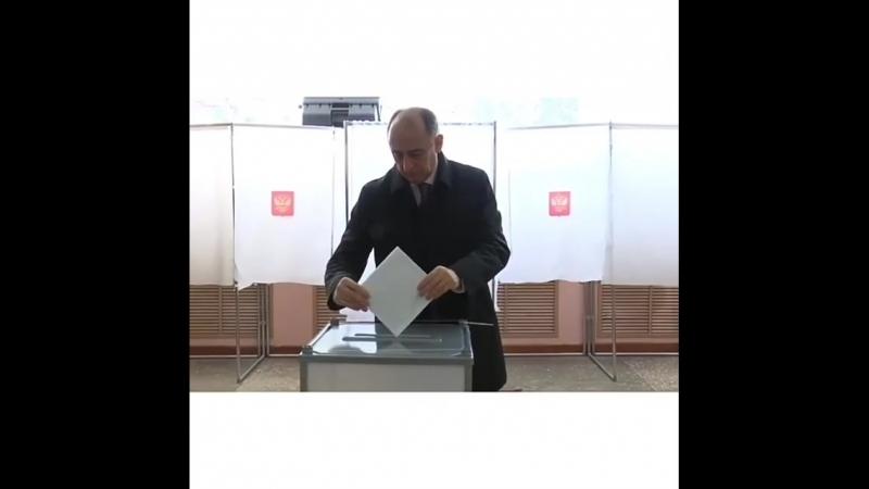 Ю.А. Коков, 18 марта 2018 года