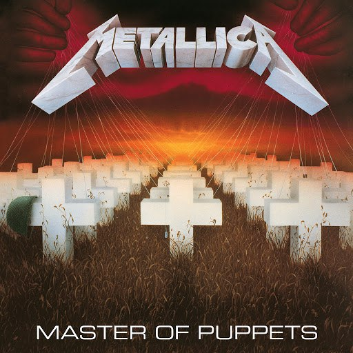 Metallica альбом Master Of Puppets (Remastered)