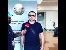 Дали небольшое интервью нашим ОАЭ журналистам Бабаюрт Спорт Наши в лицах Салим Зубаилов сегодня выйдет на татами