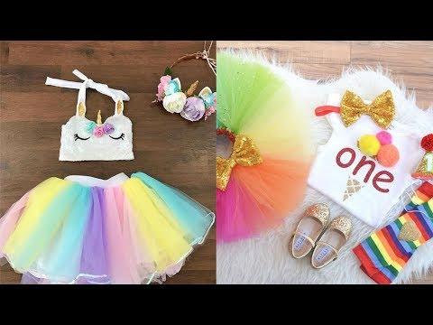 120 Amazing unicorn dress party for you girl
