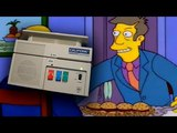 Steamed Hams but it's on the Califone Card Reader