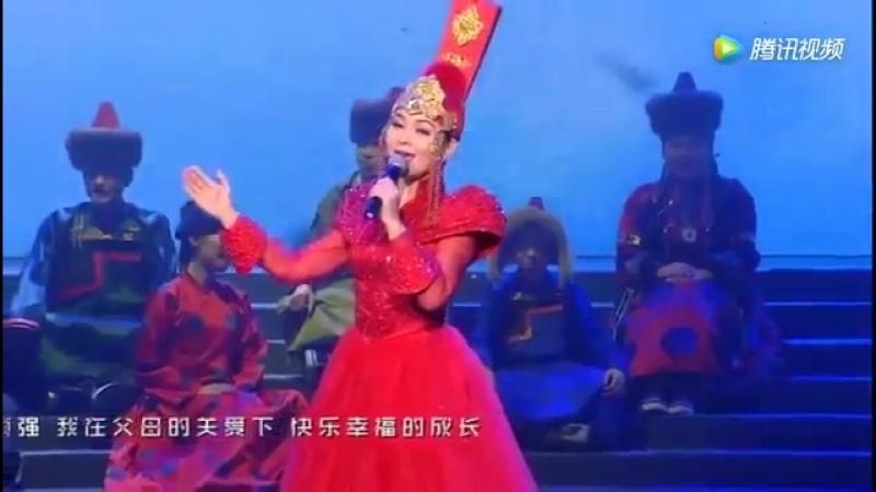 Halin (Халин, 哈琳) - Altargana (Buryad traditional song Алтаргана)