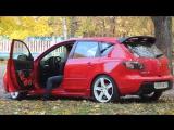 deaf bounce 153 d1 Mazda 3